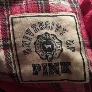 PINK Victoria's Secret Accents - Vintage VS PINK pillow